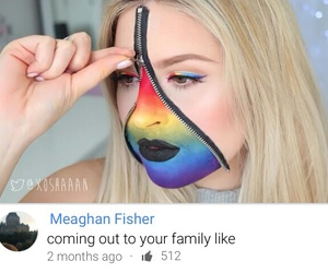 funny and coming out image