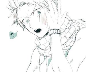 anime, art, and natsu dragneel image