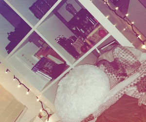 beauty, bedroom, and bed image
