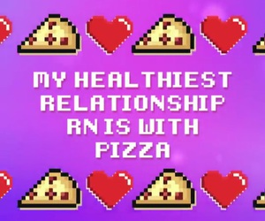 food, purple, and Relationship image
