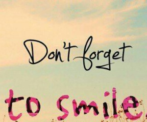 remember, smile, and gülümse image