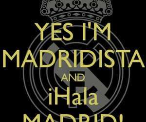 madridista and hala madrid image