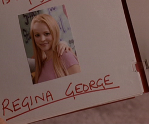 girl, movie, and mean girl image
