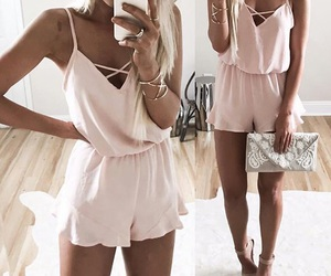 jumpsuit and playsuit image