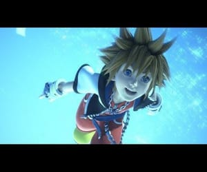kingdom hearts, video, and dream drop distance image