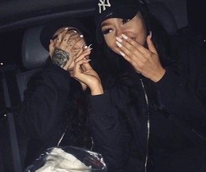 goals, black, and nails image