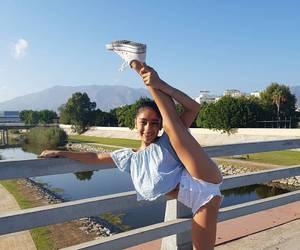 amazing, cheer, and rhythmic gymnastics image