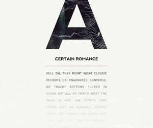 arctic monkeys and a certain romance image