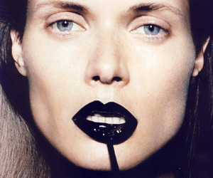 black, fashion, and malgosia bela image