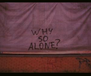 alone image