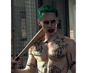 joker, suicidesquad, and puddin image