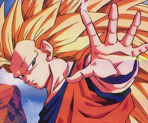 anime and goku image