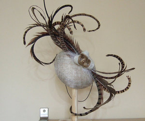 fascinator, fashion, and fashionista image