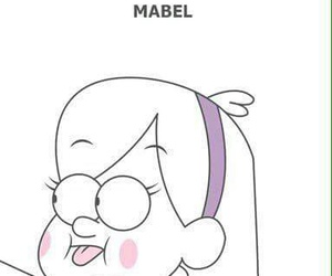 wallpaper and mabel image