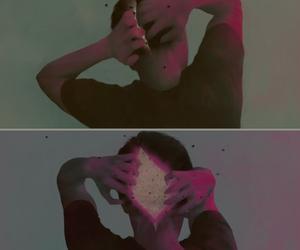 art, imagination, and destroyed image