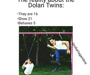 funny, grayson dolan, and the dolan twins image