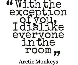 arctic monkeys, quotes, and Lyrics image