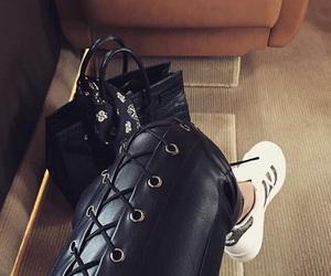 adidas, bag, and black image