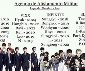 infinite, k-pop, and b.a.p image