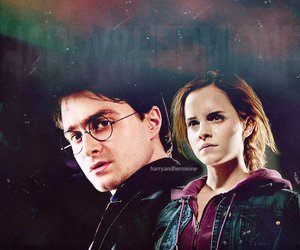 harmony, harry potter, and otp image