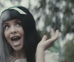 milk and cookies, melanie martinez, and cry baby image