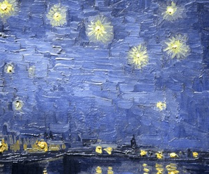 art, stars, and beautiful image