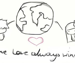 love, distance, and boy image