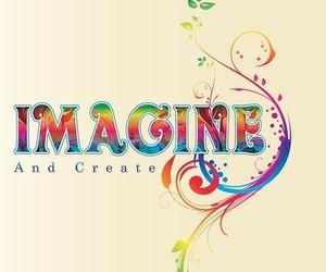colourful, imagine, and plant image