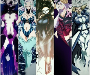 fairy, tail, and fairy tail image