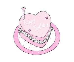 cake, item, and overlays image