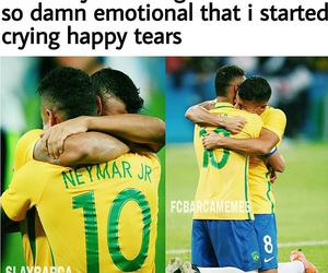 neymar, neymar jr, and rafinha image