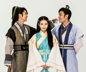 moon lovers, lee jun ki, and kdrama image