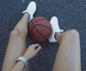 Basketball, legs, and silver image