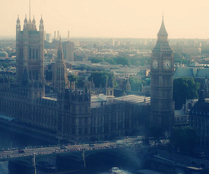 Big Ben, harry potter, and london image