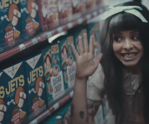 melanie martinez, milk and cookies, and tag you're it image