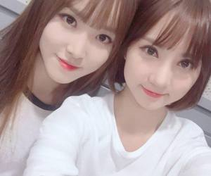yuju, eunha, and gfriend image