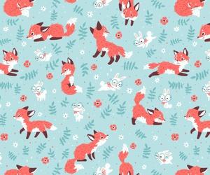 fox and bunny image