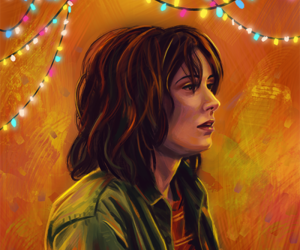 serie and stranger things image