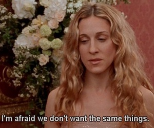 quote, sex and the city, and Carrie Bradshaw image