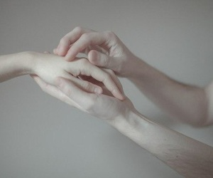 hands and white skin image