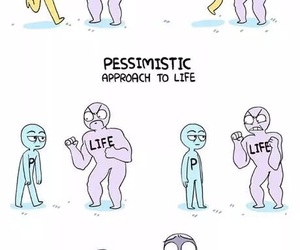 funny, life, and optimistic image