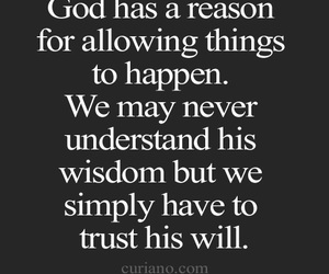 god, faith, and quotes image