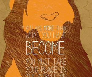 disney, quote, and lion king image
