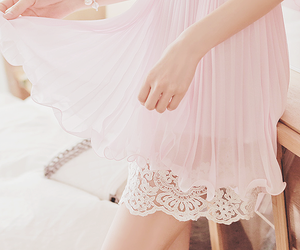 pink, fashion, and pastel image
