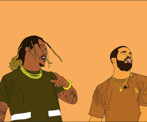 Drake, future, and jumpman image