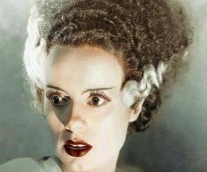 Bride of Frankenstein and Elsa Lanchester image