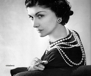 coco chanel and chanel image