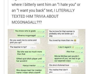 harry potter, text, and funny image