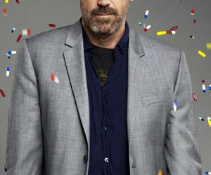 doctor, gregory house, and house md image