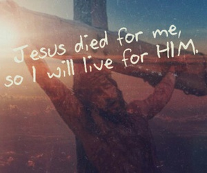 quote and jesus image